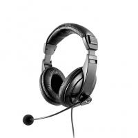 Headset Stereo Multilaser Ph049 Preto Giant
