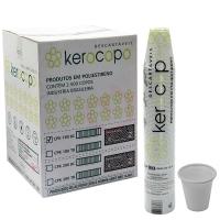 Copo Plastico Kerocopo Agua 150ml Branco