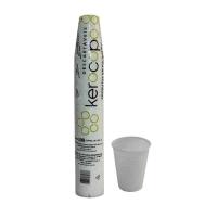 Copo Plastico Kerocopo Agua 200ml Branco