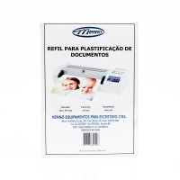Refil Plastificadora Menno A4 220 X 307 (100 Und)