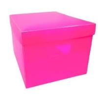 Caixa Org  Plascony Color Media 370 X 280 X 180 Mm