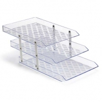 Caixa Corresp Tripla Waleu 160 C Cristal Articulada