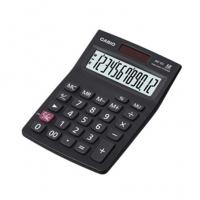 Calculadora Mesa Casio Mz-12s Bk 12 Dig