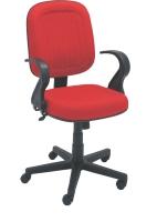 Cadeira Diretor E N Girat Italia Goma Vermelha