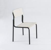 Cadeira Aluno Mo Dci-203 Escolar  630a X 408p X 400l