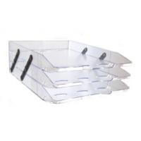 Caixa Corresp Tripla Radex 3547 Cristal Articulada