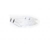 Caixa Corresp Dupla Radex 3546 Cristal Articulada