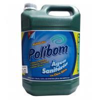 Agua Sanitaria Polibom 5l C/ Cloro Alvex
