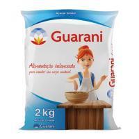 Acucar Cristal 2kg Guarani