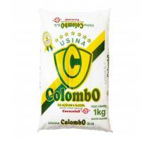 Acucar Cristal Colombo 1kg