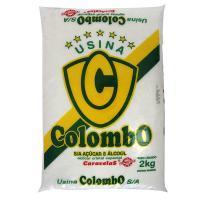 Acucar Cristal Colombo 2kg