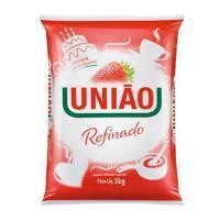 Acucar Refinado 5kg Uniao
