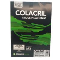 Etiqueta Cola Cril 31x17 Ca4348 4041