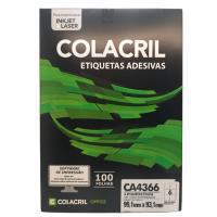 Etiqueta Cola Cril 93,1 X 99,1 Ca4366