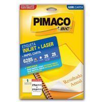 Etiqueta Pimaco 215,9 X 279,4 6285