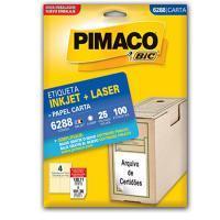 Etiqueta Pimaco  6288 138,11 X 106,36