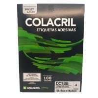 Etiqueta Cola Cril 138,11 X 106,36 Cc188 4083