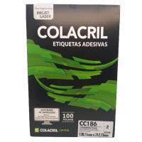 Etiqueta Cola Cril 138,11 X 212,73 Cc186 4081