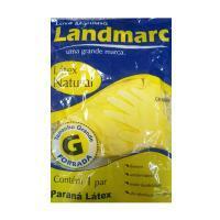 Luva Multiuso Landmarc Grande  33399g Latex