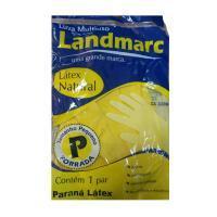 Luva Multiuso Landmarc Pequena 33399p Latex