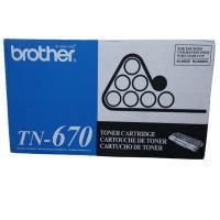 Cartucho Toner Brother Tn-670 Preto