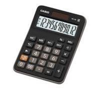 Calculadora Mesa Casio Mx-12b 12 Dig