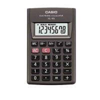 Calculadora Bolso Casio Hl-4a-s4 08 Dig