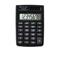 Calculadora Bolso Moure Jar Mj-8100 08 Dig C/ Capa
