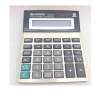 Calculadora Mesa Hoopson Ps8875 12 Dig
