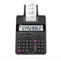 Calculadora Mesa Casio Hr-100rc C/ Bobina 12 Dig E Impress?o
