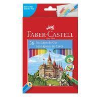 Lapis Cor Faber Castell 36 Cores 120136