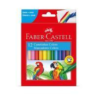 Caneta Hidrog Faber Castell 12 Cores 15.0112czf
