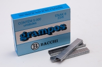 Grampo 23/6 Bacchi Galvanizado 5000un Enak6