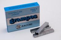 Grampo 23/8 Bacchi Galvanizado 5000un Enak8