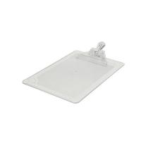 Prancheta A5 Dello Cristal 3008.h Prendedor Plastico Acrilic