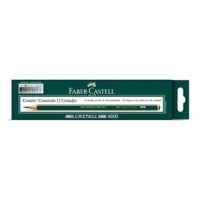 Lapis Grafite Faber Castell N 4b 90004b