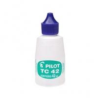 Reabastecedor Carimbo Pilot Tc42az Azul
